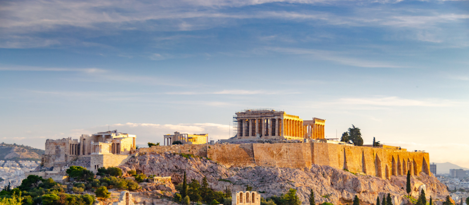 Athens Acropolis - Greece Vacation