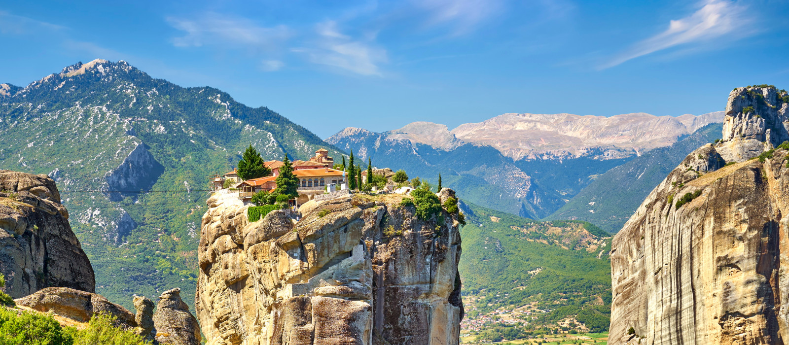 Meteora in Greece- Greece Vacation