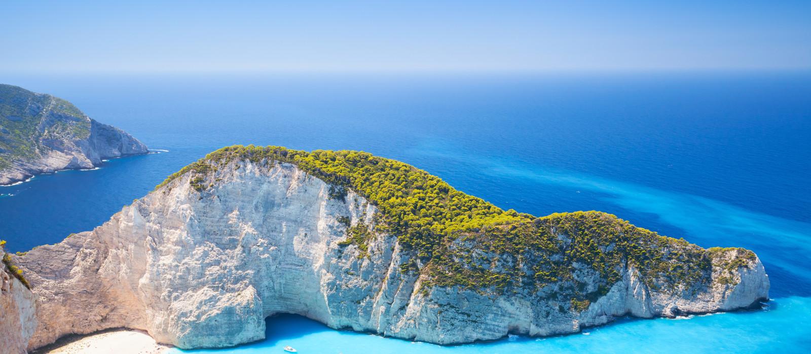 Navagio Strand, Griechenland
