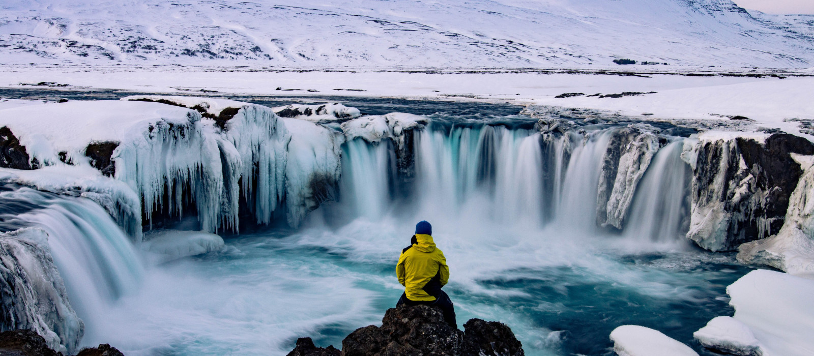 Godafoss is one of the most spectacular waterfalls in Iceland