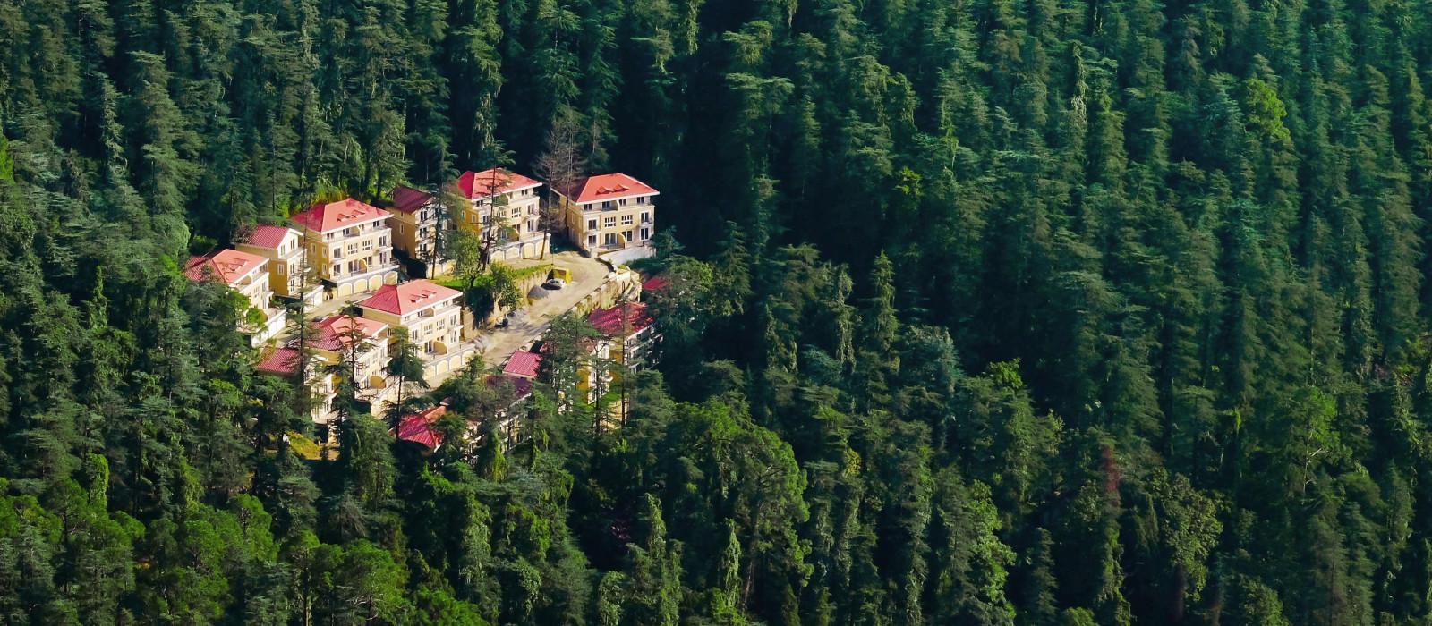 Shimla , Himachal Pradesh, Indien