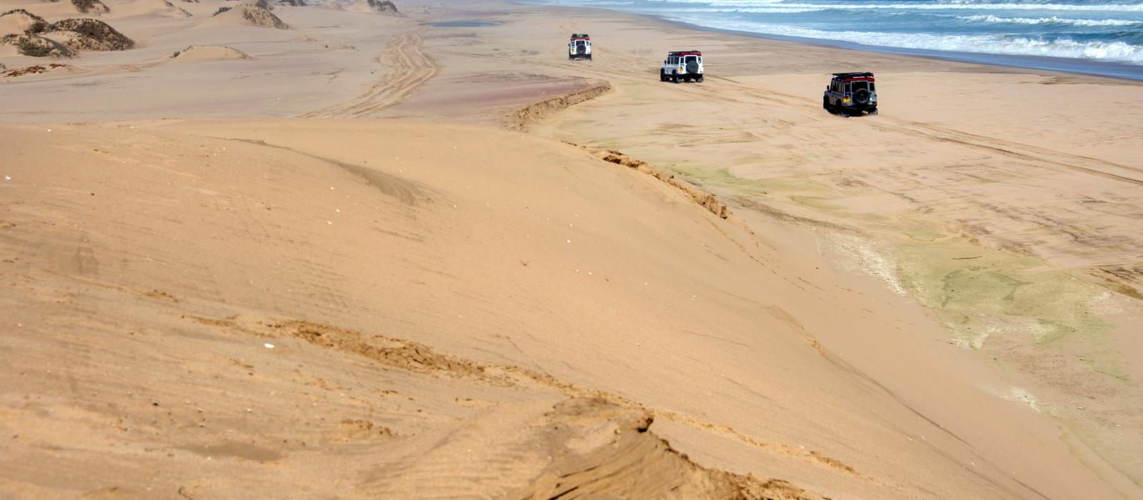 Skelettküste, Namibia, Afrika