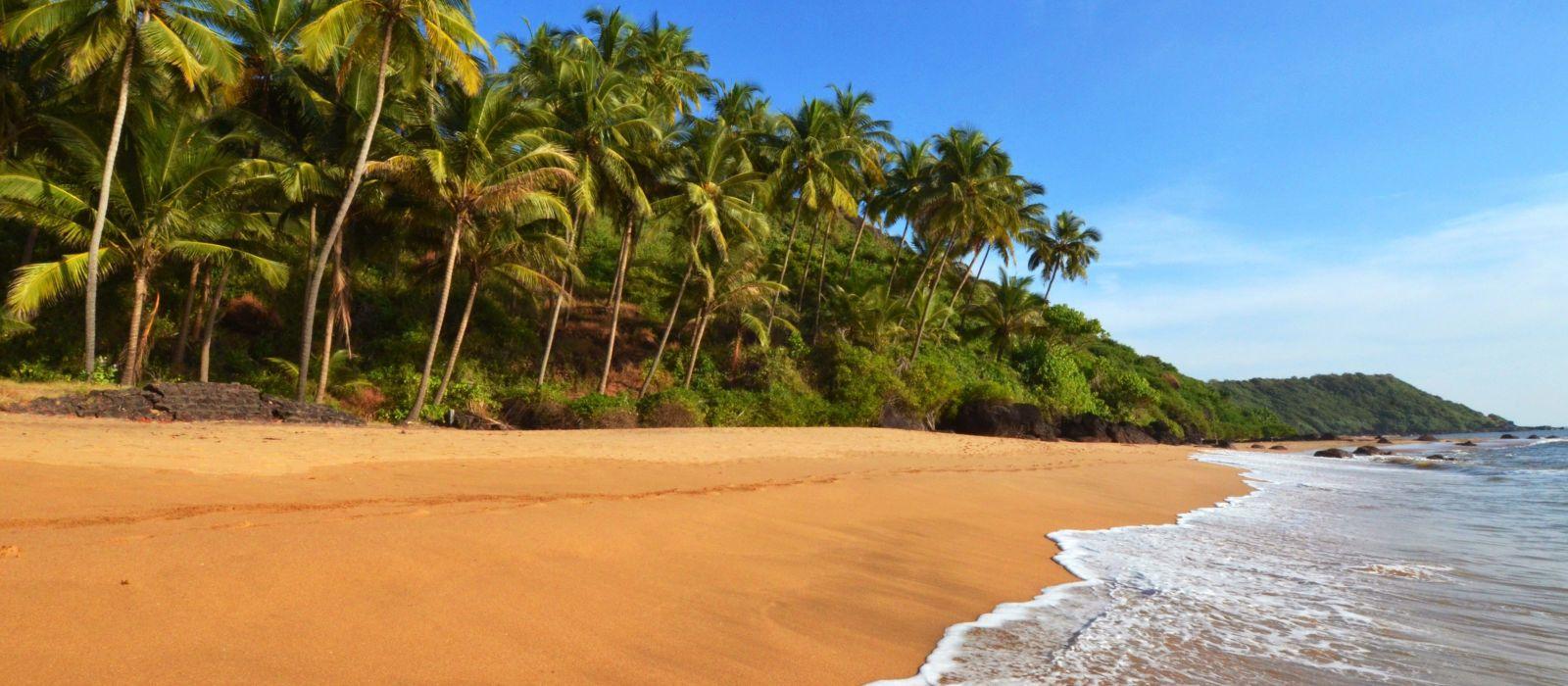 Beach, Goa, India, Asia