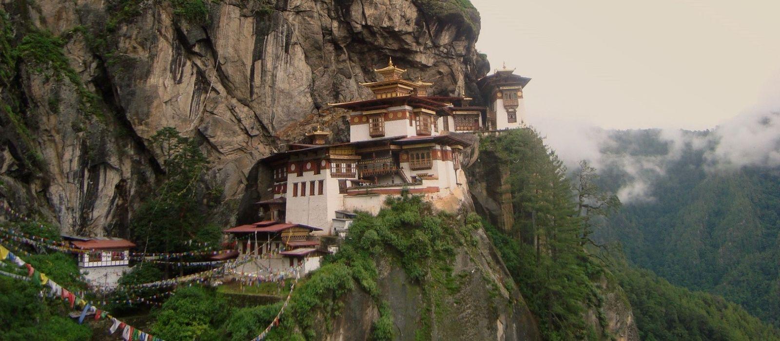 Enchanting Travels Bhutan Tours Tigers Nest Edit - Bhutan Travel