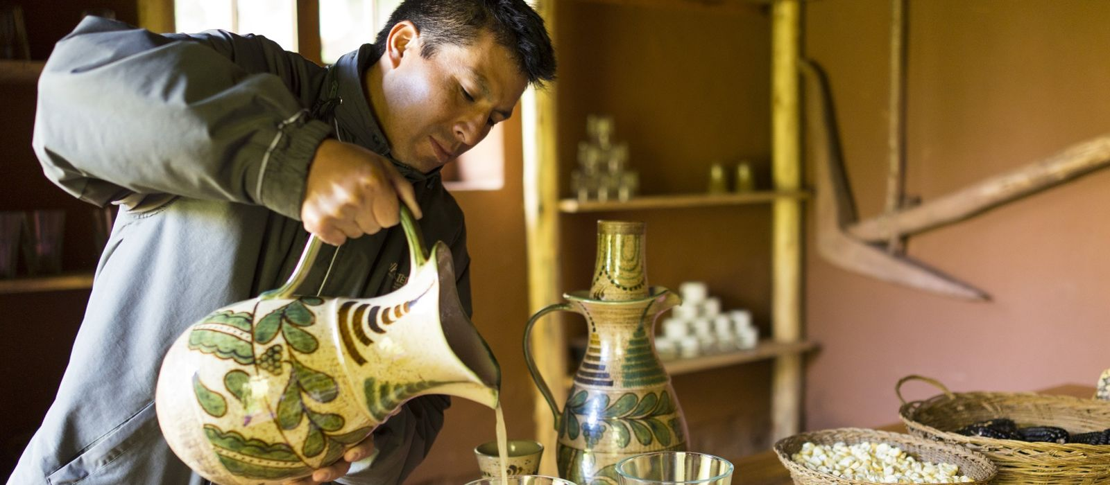 Cuisine in Bolivia