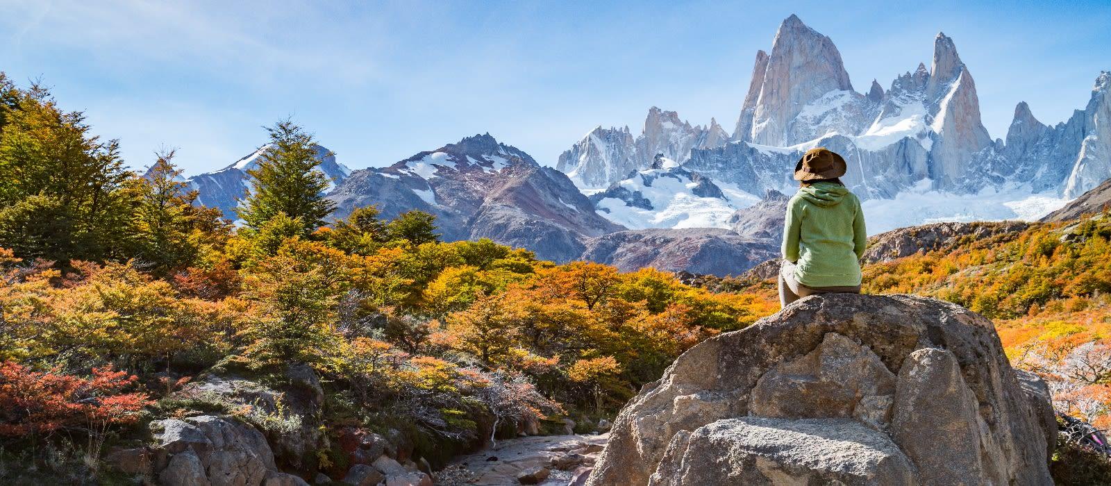 Fitz Roy Patagonia South America - Travel themes