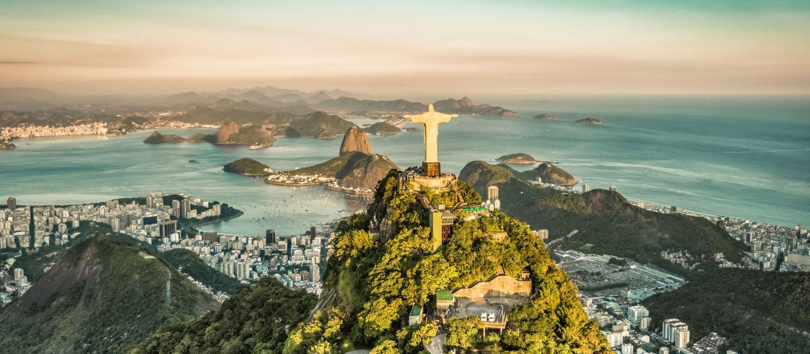 Rio de Janeiro Brazil Tour - Brazil Holidays