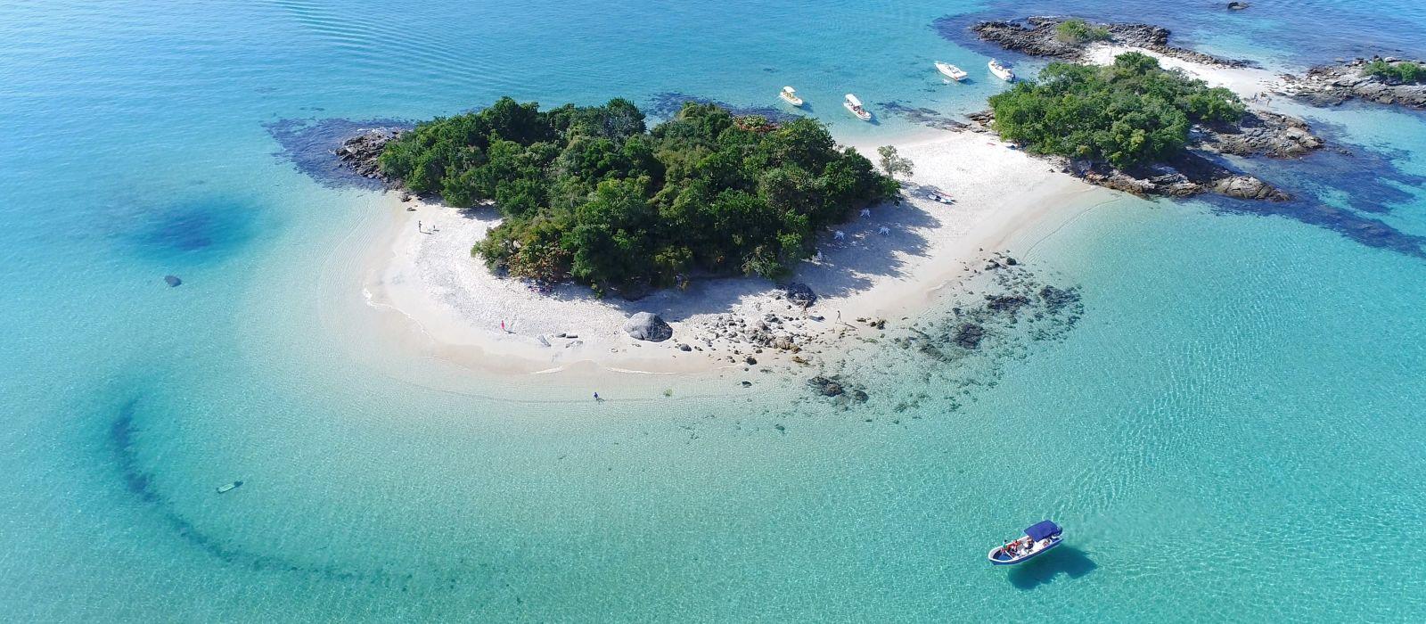 Island of Cataguas - Angra dos Reis - Rio de Janeiro - Brazil, South America