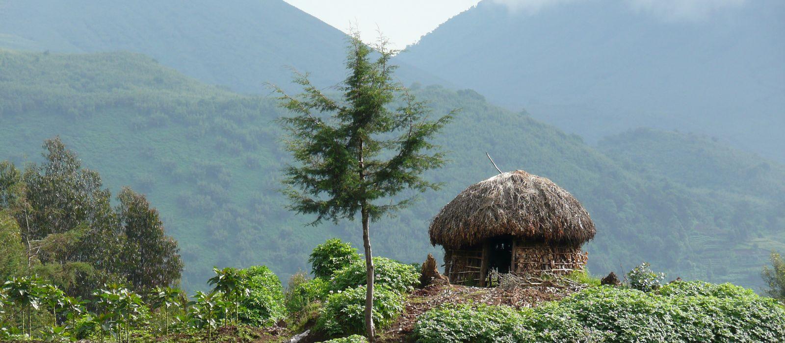 Small dwelling - Rwanda, Africa