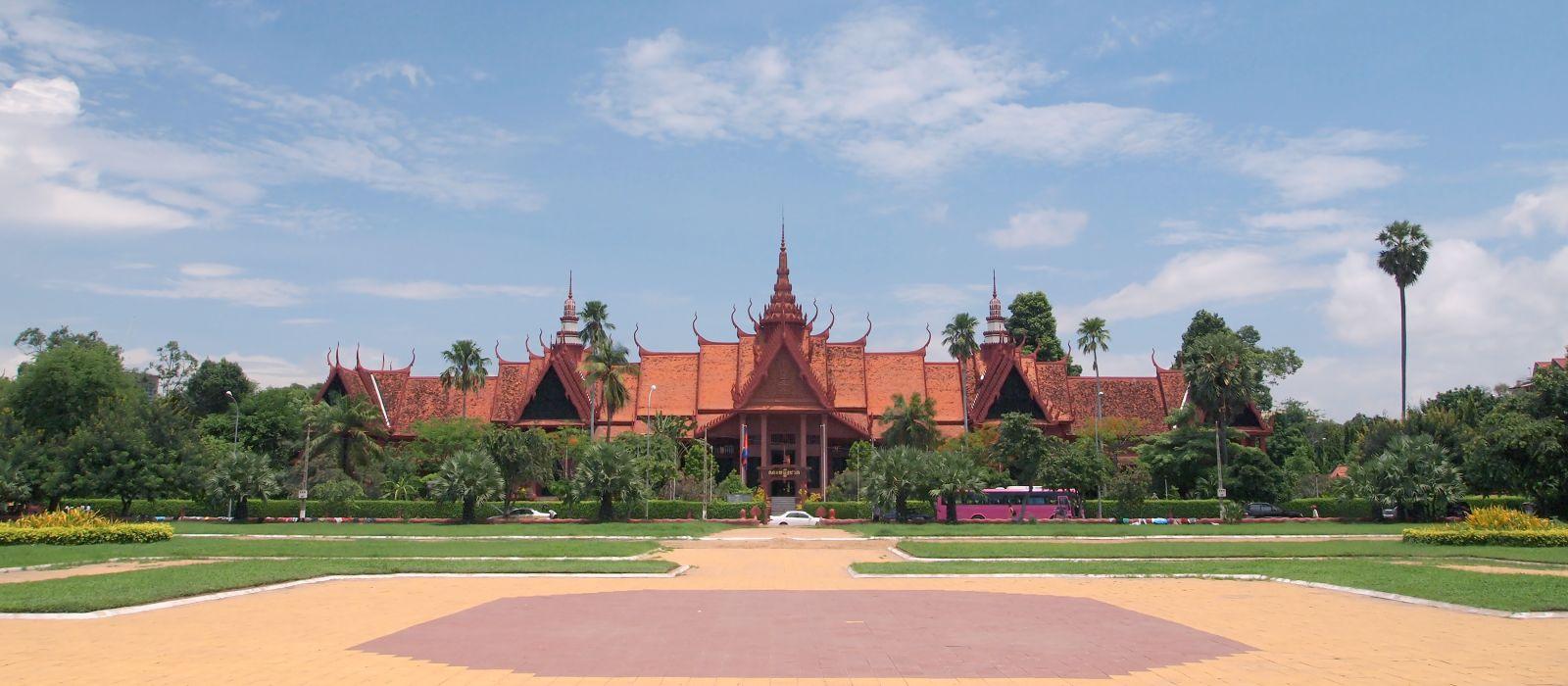 Phnom Penh National Museum - Cambodia, Asia