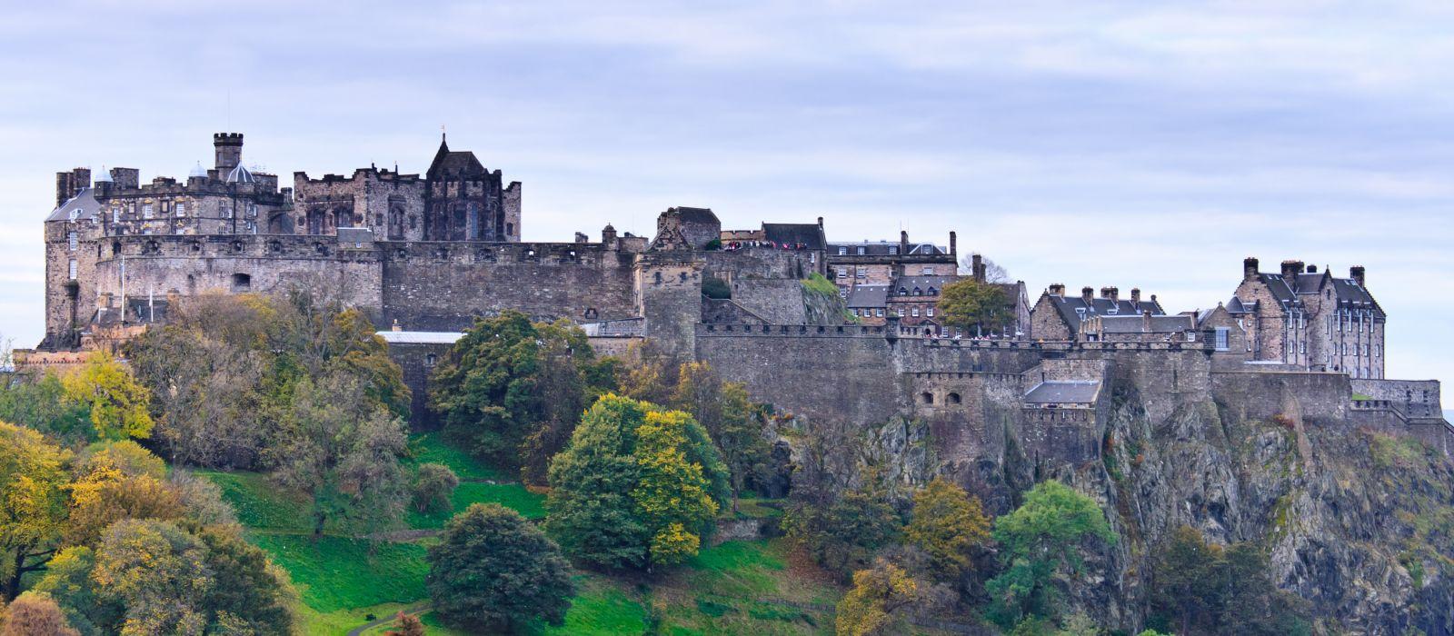 Edinburgh Castle, Scotland, Europe
