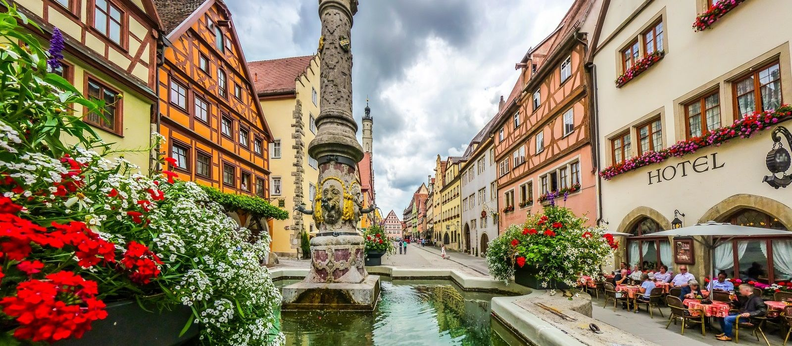 Franconia, Bavaria, Germany, Europe