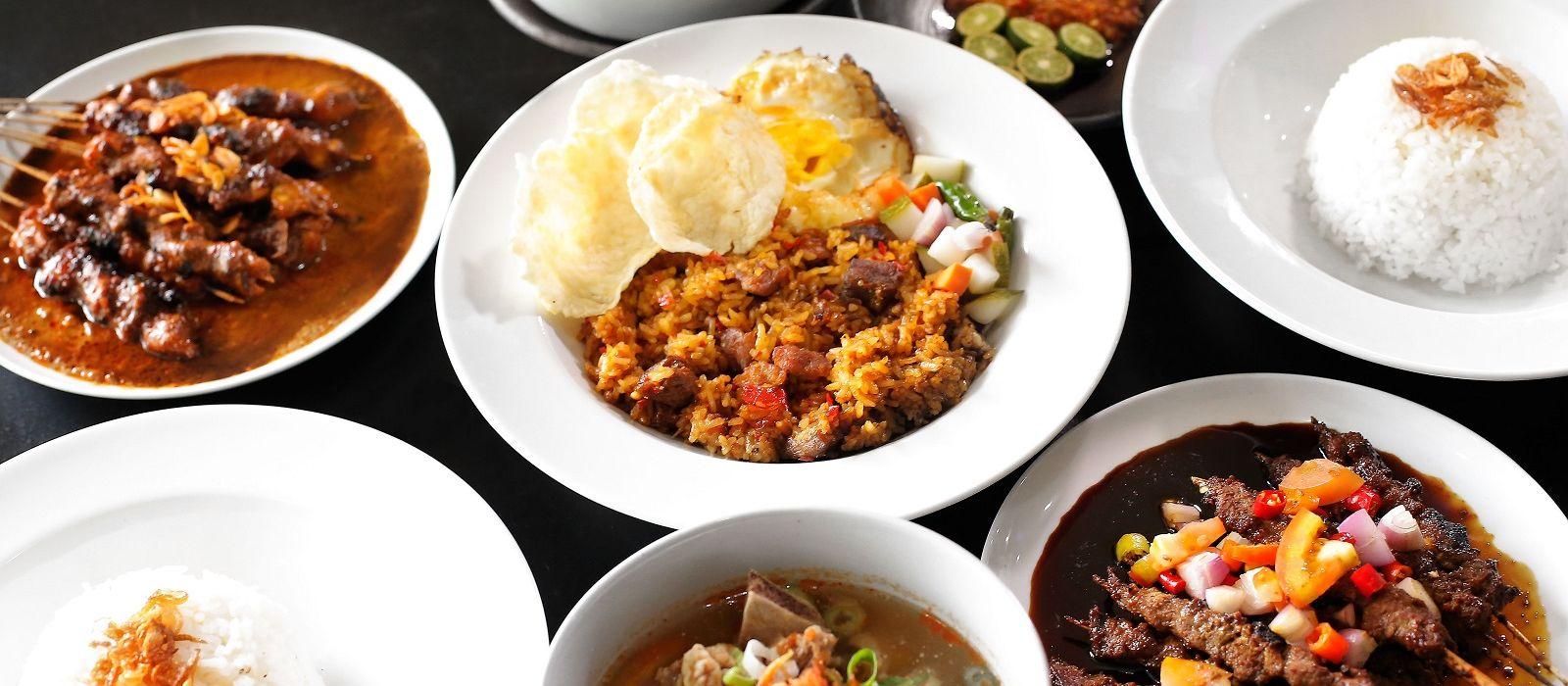 cuisine in Indonesia