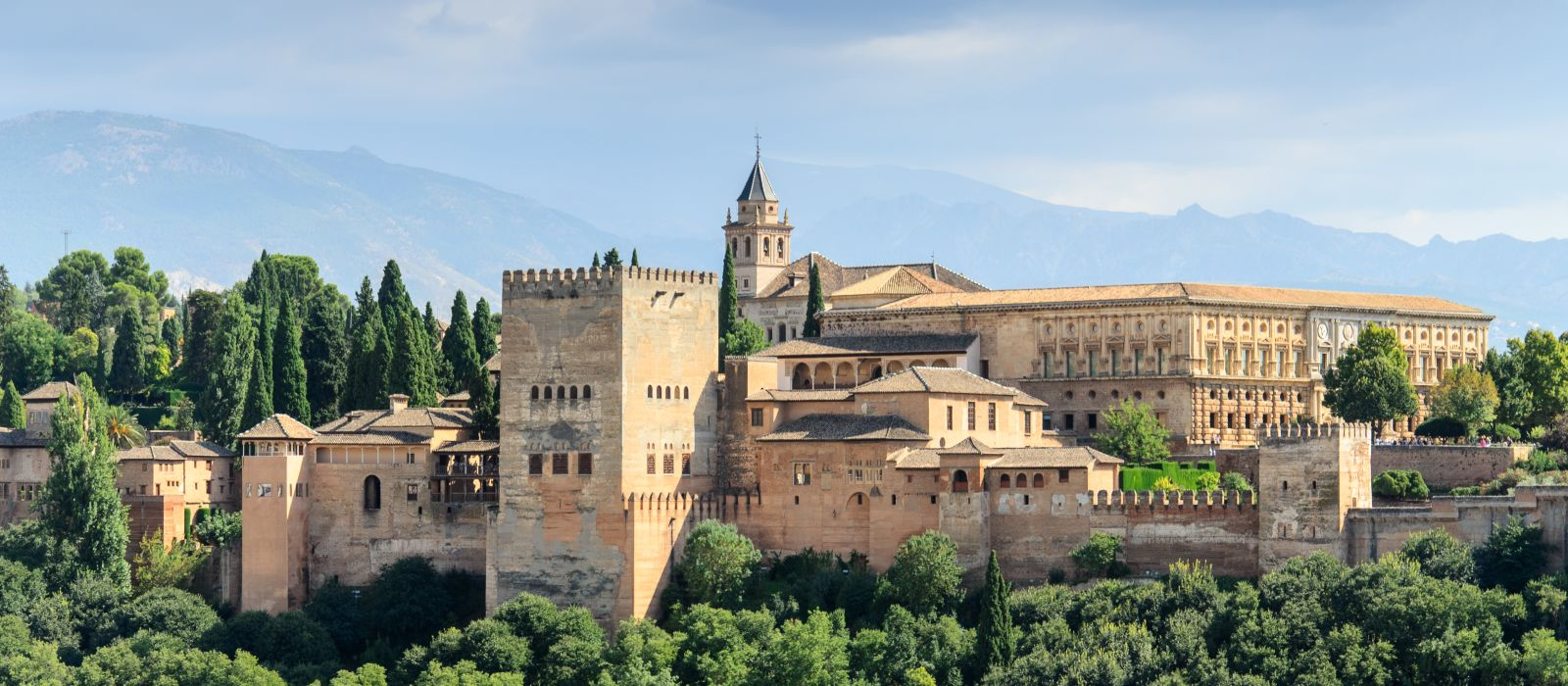Things to do in Spain - Enchanting Travels Spain Tours Alhambra, Granada, Spain, Andalusia, UNESCO