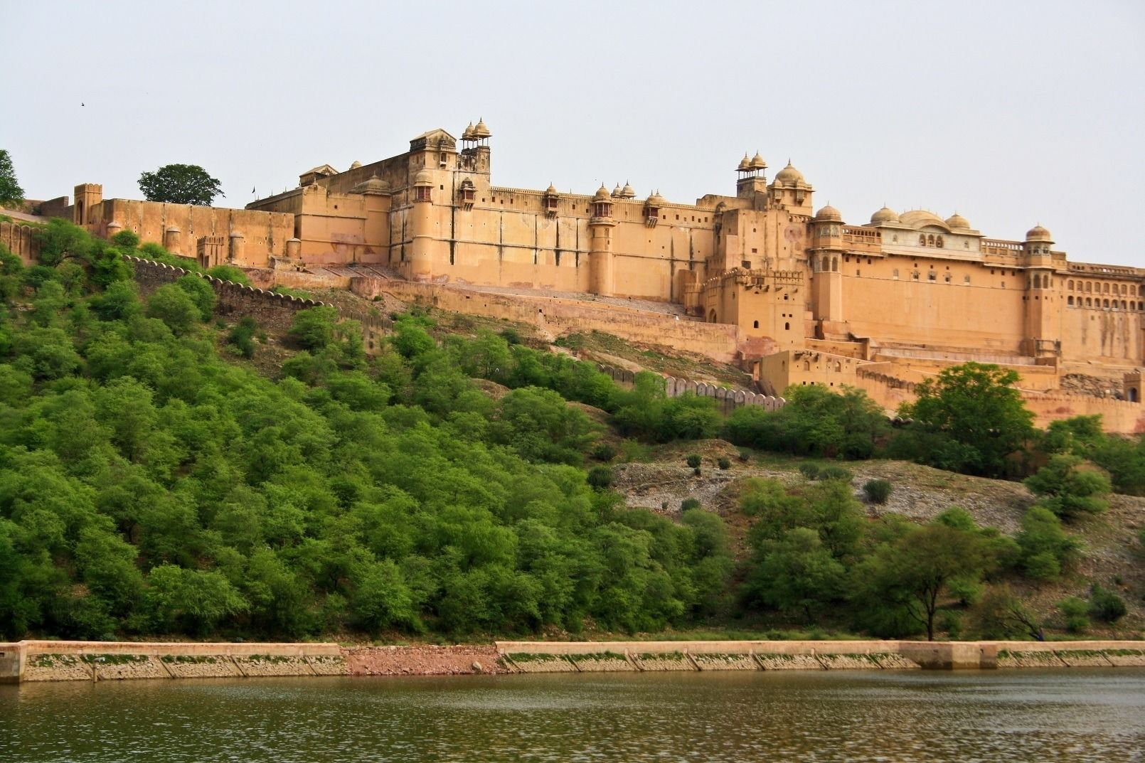 Asia-India-Jaipur-Amer-Fort-Enchanting-Travels