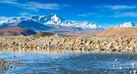 Enchanting Travels Tibet Tours Tibet Travel Mount Everest under sunlight
