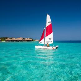 Maldives - boat