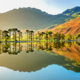 Enchanting Travels UK & Ireland Tours Buttermere early morning walk