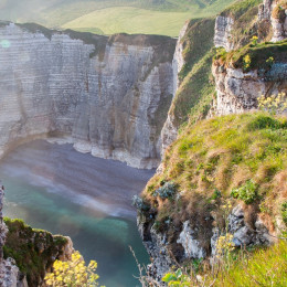 Things to do in France - visit natural landscapes