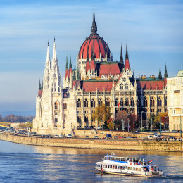 Things to do in European Capitals - Danube River Cruise