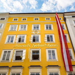 Things to do in European Capitals - Salzburg