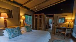 Zimmer im  Rocktail Beach Camp in Isimangaliso, Südafrika