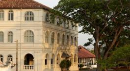 Enchanting Travels Sri Lanka-Tours-Galle-Hotels-Amangalla-Außenansicht