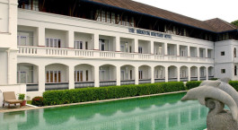 Enchanting Travels - India Reisen-  Brunton Boatyard - Außenansicht