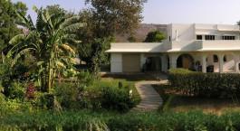 Enchanting Travels -North India Tours -Ranthambore - Khem Villas - exterior