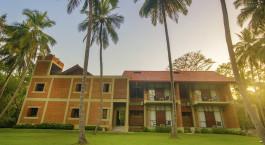 Exterior view at Arika Villa, Dambulla, Sigiriya in Sri Lanka