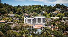 Exterior view at Ozo Kandy, Kandy, Sri Lanka