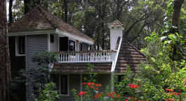 Exterior view at The Tall Tree Hotel in Munnar, India