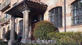 Außenansicht des Casa Medina in Bogota, Kolumbien