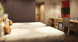 Enchanting Travels Japan Tours Hotel Vista Kanazawa Moderated-Twin