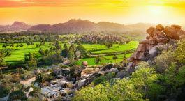 Fantastische Aussichten auf Ihrer Indienreise