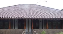 Exterior view at Forest Rock Garden Hotel in Anuradhapura in Sri lanka