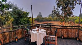 Tree House Hideaway Bandhavgarh India Vacation