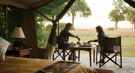 Enchanting Travels Kenya Tours Masai Mara Hotels Governors Camp breakfast