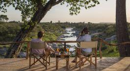 Enchanting Travels Kenya Tours Masai Mara Hotels rekero-camp-drink-by-river