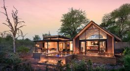 Enchanting Travels South Africa Tours Kruger Hotels Lion Sands Ivory Lodge facade 2