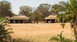 Exterior view of Bologonya Under Canvas in Serengeti (Northern), Tanzania