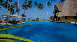 Pool im Zanzibar Retreat Hotel in Matemwe, Sansibar