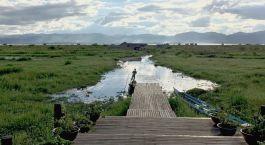 Enchanting Travels - Asia Tours - Myanmar - Villa Inle Resort and Spa - exterior