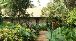 Exterior view of Gibb's Farm, Lake Manyara & Ngorongoro Crater, Tanzania