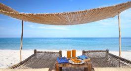 Strand im Hotel Ras Kutani, Tansania