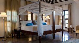 Room at Kisiwa House in Zanzibar Stone Town, Tanzania