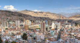 La Paz ist der höchstgelegene Regierungssitz der Welt