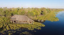 Enchanting Travels-Botswana Tours-Okavango Delta-Moremi Crossing-Eternal View