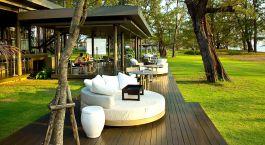 Enchanting Travels - Thailand Reisen - Phuket - Sala Phuket Resort & Spa - Strandbar