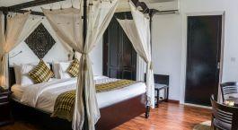 Schlafzimmer im La Rose Boutique Hotel & Spa Phnom Penh, Kambodscha